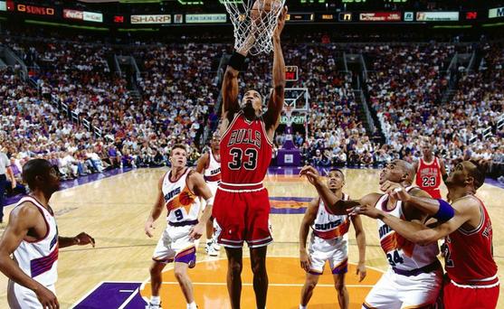 1993年NBA总决赛 公牛vs太阳[全六场]视频录像回放-麦豆网