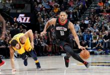 2017年12月8日 NBA常规赛 火箭VS爵士 全场高清录像回放-麦豆网