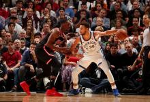 2017-2018 NBA常规赛 勇士VS热火 录像回放-麦豆网