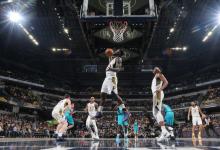 2017-2018 NBA常规赛 黄蜂VS步行者 录像回放-麦豆网