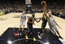 2017-2018 NBA常规赛 步行者VS马刺 录像回放-麦豆网