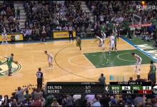 2018年4月27日 NBA季后赛东部首轮 雄鹿VS凯尔特人 第六场全场高清录像回放-麦豆NBA录像吧