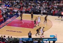 2018年4月28日 NBA季后赛东部首轮 奇才VS猛龙 第六场全场高清录像回放-麦豆网