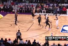 2018年2月19日 全明星赛 詹姆斯队VS库里队 全场高清录像回放-麦豆NBA录像吧