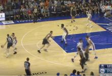 2018年9月29日 NBA季前赛 墨尔本联队VS76人 全场高清录像回放-麦豆NBA录像吧