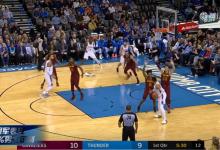 2018年11月29日 NBA常规赛 骑士VS雷霆 全场高清录像回放-麦豆NBA录像吧