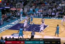 2018年11月29日 NBA常规赛 老鹰VS黄蜂 全场高清录像回放-麦豆网