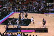 2018年11月10日 NBA常规赛 步行者VS热火 全场高清录像回放-麦豆网