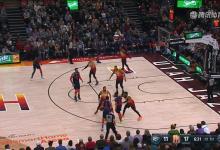 2018年12月23日 NBA常规赛 雷霆VS爵士 全场高清录像回放-麦豆网