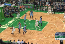 2019年1月19日 NBA常规赛 灰熊VS凯尔特人 全场高清录像回放-麦豆网