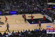 2019年1月2日 NBA常规赛 开拓者VS国王 全场高清录像回放-麦豆网