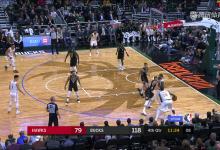 2019年1月5日 NBA常规赛 老鹰VS雄鹿 全场高清录像回放-麦豆网