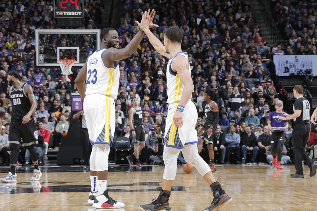 2019年1月6日 NBA常规赛 勇士VS国王 全场高清录像回放-麦豆网