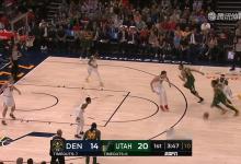 2019年1月24日 NBA常规赛 掘金VS爵士 全场高清录像回放-麦豆网