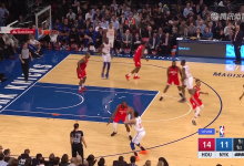 2019年1月24日 NBA常规赛 火箭VS尼克斯 全场高清录像回放-麦豆网