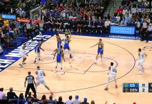 2019年1月16日 NBA常规赛 勇士VS掘金 全场高清录像回放-麦豆网