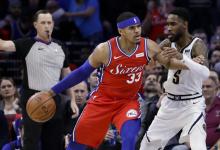 2019年2月9日 NBA常规赛 掘金vs76人 全场高清录像回放-麦豆网