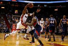 2013年3月13日 NBA常规赛 热火27连胜 第十九场 全场高清录像回放-麦豆网