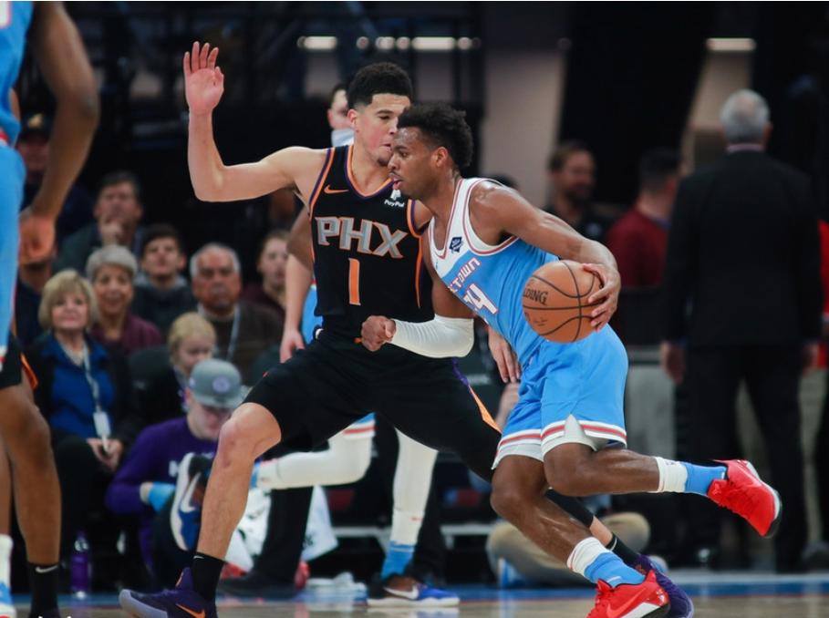 2019年2月11日 NBA常规赛 太阳VS国王 全场高清录像回放-麦豆网