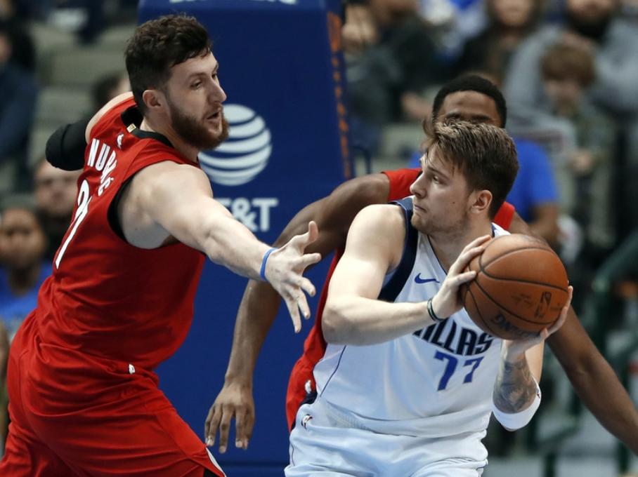 2019年2月11日 NBA常规赛 开拓者VS独行侠  全场高清录像回放-麦豆网