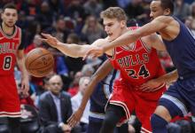 2019年2月14日 NBA常规赛 灰熊VS公牛 全场高清录像回放-麦豆网