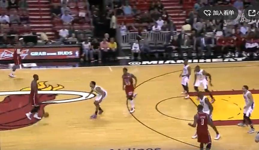 2013年2月5日 NBA常规赛 热火27连胜 第二场 全场高清录像回放-麦豆网