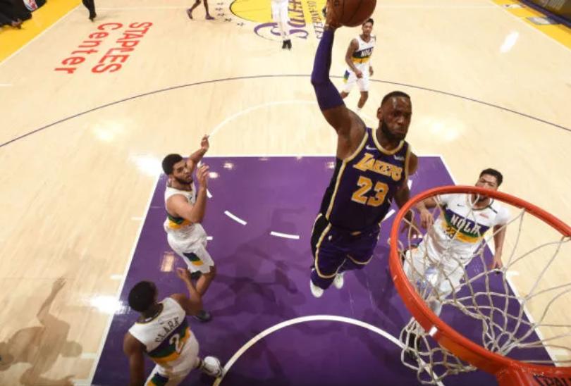 2019年2月28日 NBA常规赛 鹈鹕VS湖人 全场高清录像回放-麦豆网