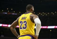 2019年2月13日 NBA常规赛 湖人VS老鹰 全场高清录像回放-麦豆网