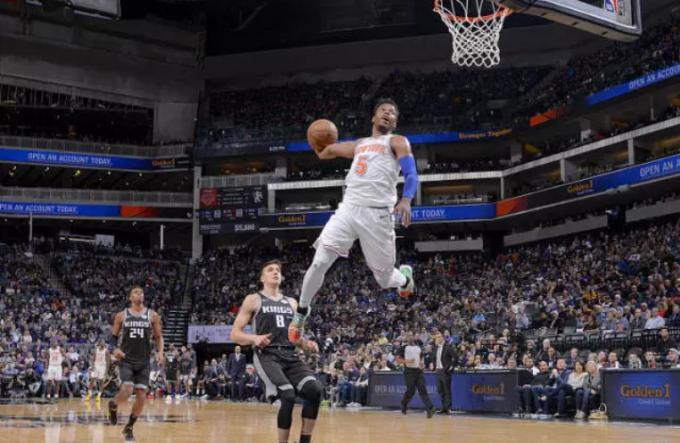 2019年3月5日 NBA常规赛 尼克斯VS国王 全场高清录像回放-麦豆网