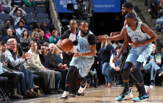 2019年3月6日 NBA常规赛 开拓者VS灰熊 全场高清录像回放-麦豆网