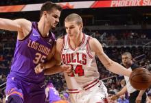 2019年3月19日 NBA常规赛 公牛VS太阳 全场高清录像回放-麦豆网