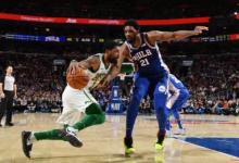 2019年3月21日 NBA常规赛 凯尔特人VS76人 全场高清录像回放-麦豆网