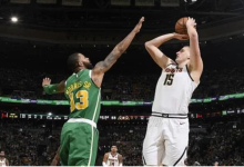2019年3月19日 NBA常规赛 掘金VS凯尔特人 全场高清录像回放-麦豆网