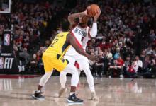 2019年3月19日 NBA常规赛 步行者VS开拓者 全场高清录像回放-麦豆网