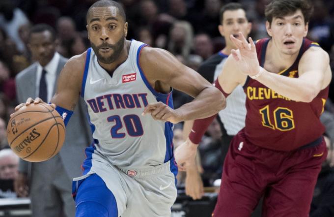 2019年3月3日 NBA常规赛 活塞VS骑士 全场高清录像回放-麦豆网