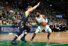 2019年4月18日 NBA季后赛东部首轮第二场 步行者VS凯尔特人 全场高清录像回放-麦豆网