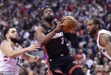 2019年4月8日 NBA常规赛 热火VS猛龙 全场高清录像回放-麦豆网