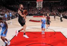 2019年4月11日 NBA常规赛 国王VS开拓者 全场高清录像回放-麦豆网