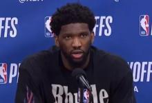 2019年4月14日 NBA季后赛东部首轮 篮网VS费城76人 全场高清录像回放-麦豆网
