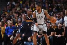 2019年4月28日 NBA季后赛西部首轮第七场 马刺VS掘金 全场高清录像回放-麦豆NBA录像吧