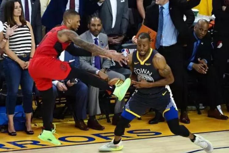 2019年5月17日NBA西部决赛第二场 开拓者VS勇士 全场高清录像回放-麦豆网