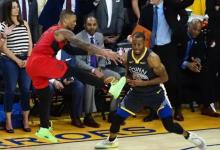 2019年5月17日NBA西部决赛第二场 开拓者VS勇士 全场高清录像回放-麦豆NBA录像吧