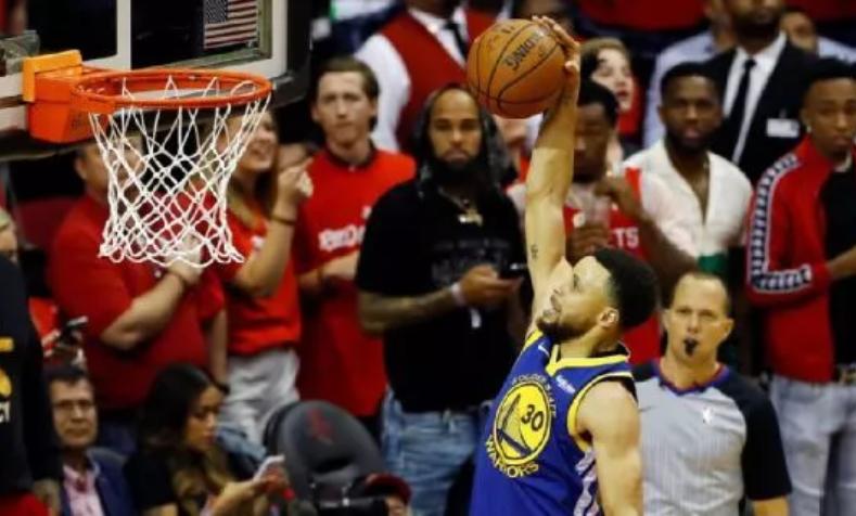 2019年5月5日 NBA季后赛西部次轮第三场 勇士VS火箭 全场高清录像回放-麦豆网