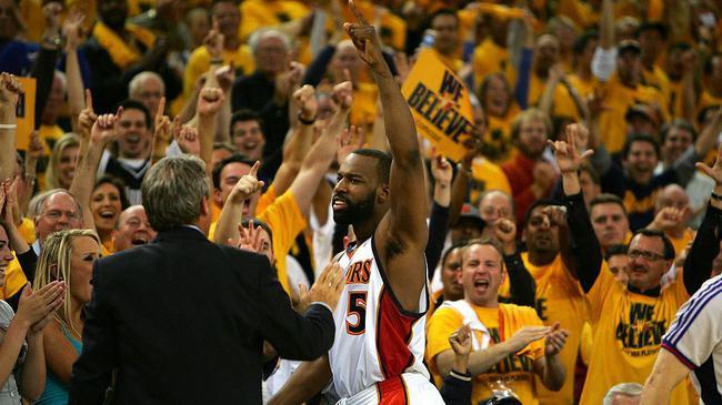 勇士黑八奇迹 2007年NBA季后赛勇士vs小牛[全六场]录像回放-麦豆NBA录像吧
