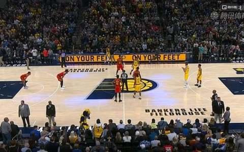 2019.11.30NBA常规赛 老鹰vs步行者 全场录像回放-麦豆NBA录像吧