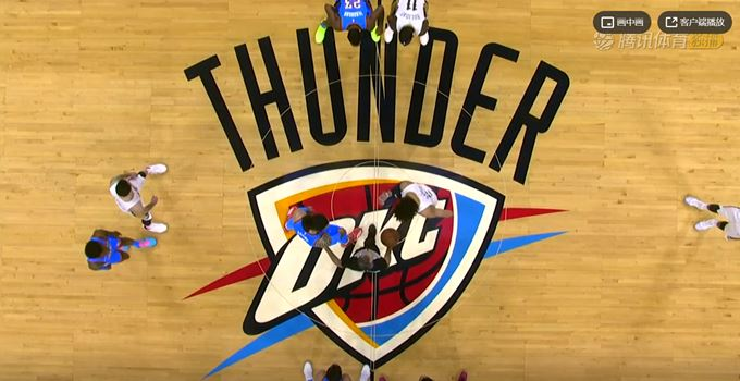 2019.11.30NBA常规赛 鹈鹕vs雷霆 全场录像回放-麦豆NBA录像吧
