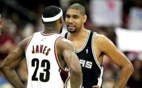 2007年NBA总决赛录像回放 骑士vs马刺[全四场]-麦豆网