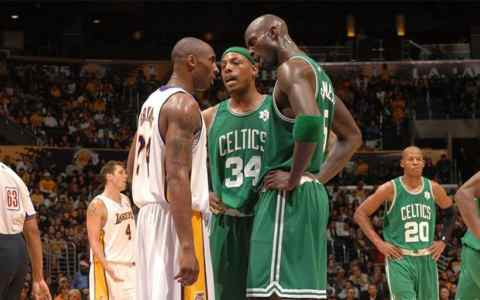2008年NBA圣诞大战录像回放 湖人vs凯尔特人全场重播-麦豆网