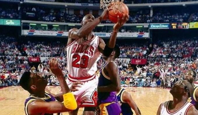 1991年NBA总决赛录像回放 公牛vs湖人[全五场]-麦豆NBA录像吧