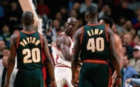 1996年NBA总决赛录像回放 公牛vs超音速[全六场]-麦豆网